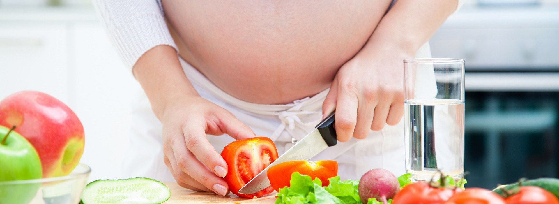 pregnancy and cooking